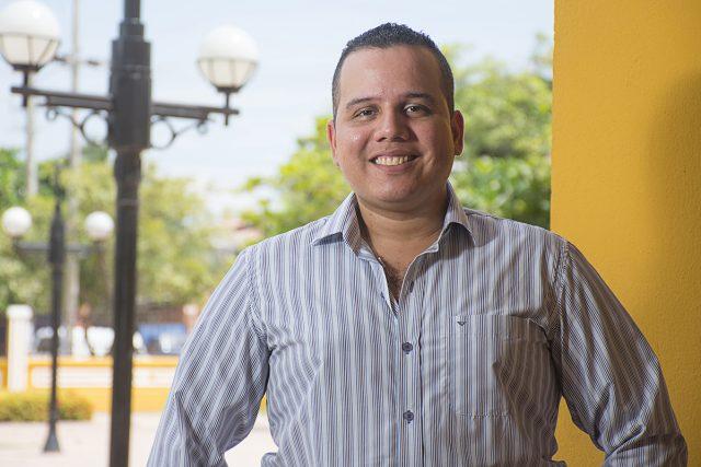 Juan Pablo Mestre - Director del Archivo Histórico del Atlántico
