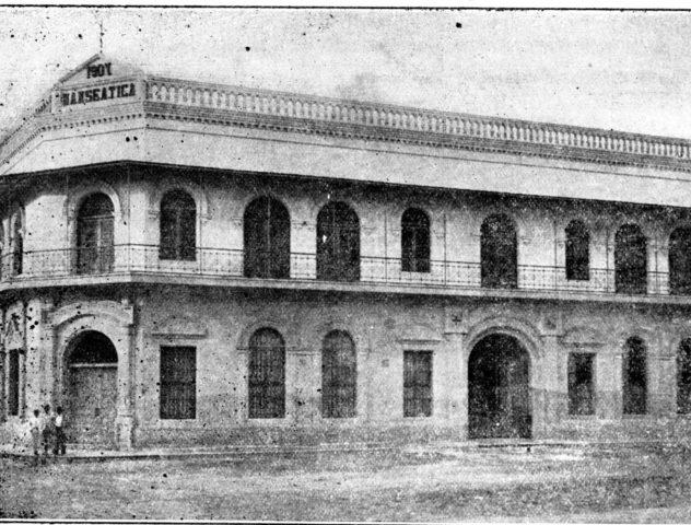 Edificio Hanseática - 1907.