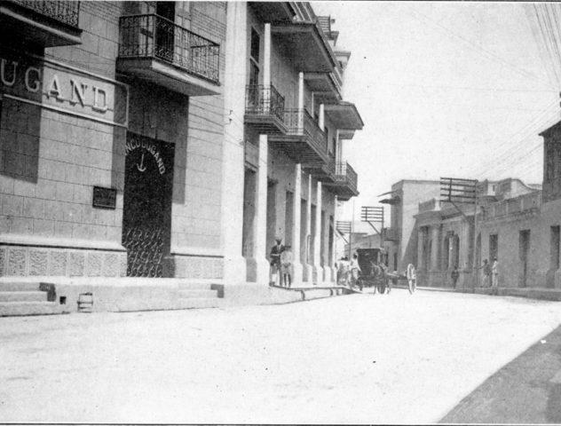 Vista de la Calle del Comercio
