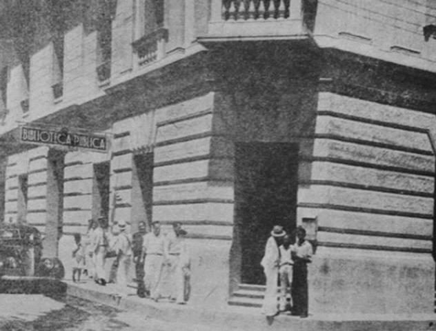 Biblioteca Departamental
