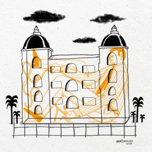 """Badenes a casa"" | Autor: Andrés Felfle"