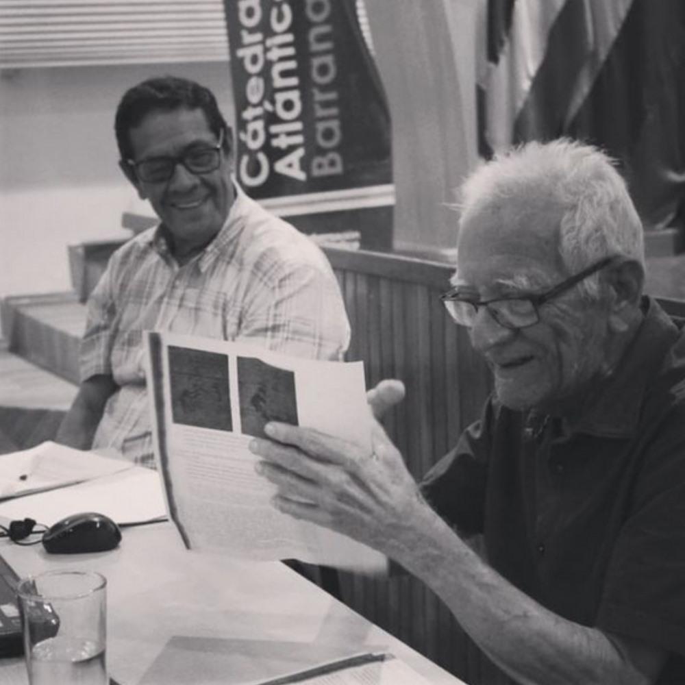 Ramón Ilán Bacca y Jorge Villalón